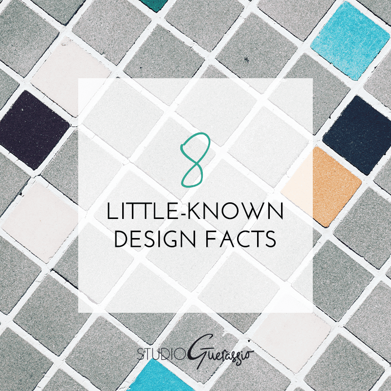 8 Little-Known Design Facts