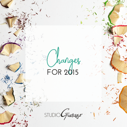 Changes for 2015