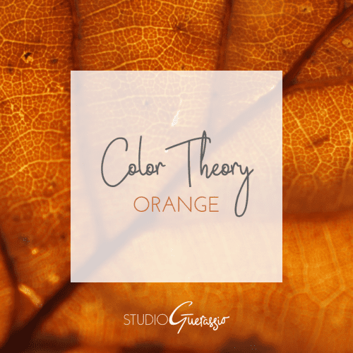 Color Theory: Orange