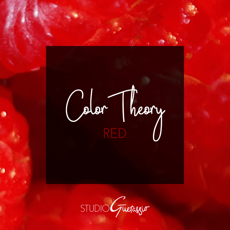 Color Theory: Red