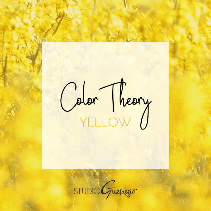 Color Theory: Yellow