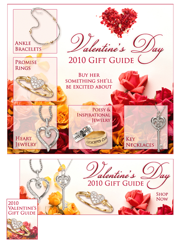 Heavenly Treasures - Valentine's Day