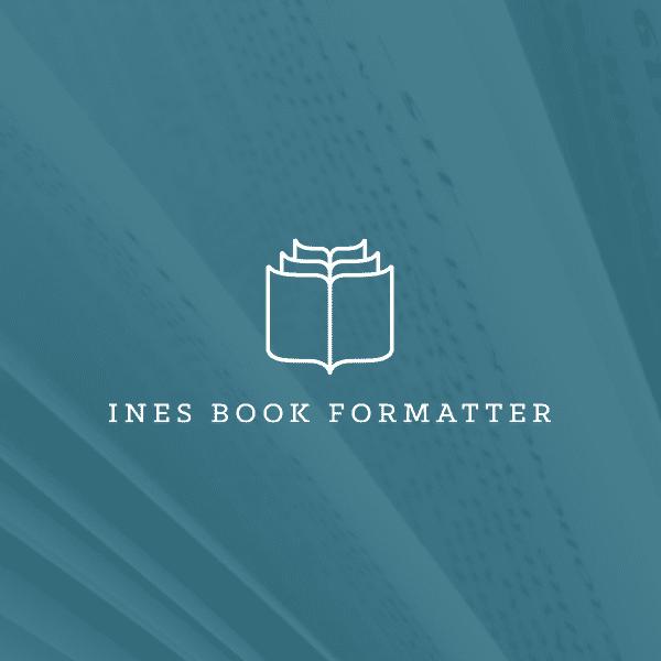 Ines Book Formatter logo